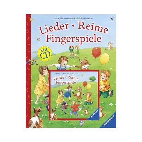 - Lieder, Reime, Fingerspiele (mit CD) - Preis vom 20.10.2020 04:55:35 h