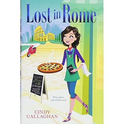 Cindy Callaghan - Lost in Rome (mix) - Preis vom 06.05.2021 04:54:26 h