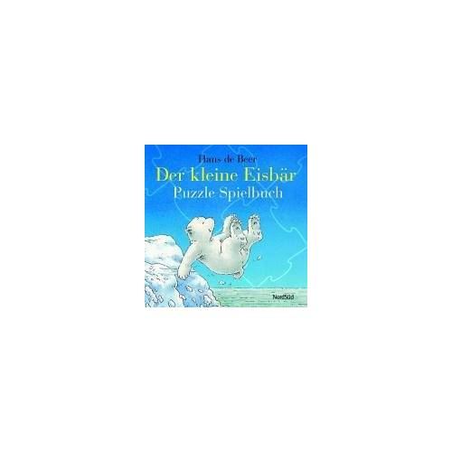 Beer, Hans de - Der kleine Eisbär. Puzzle Spielbuch - Preis vom 06.03.2021 05:55:44 h