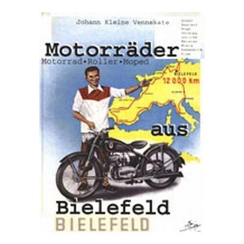 Johann Kleine Vennekate - Motorräder aus Bielefeld: Motorrad, Roller, Moped - Preis vom 20.10.2020 04:55:35 h