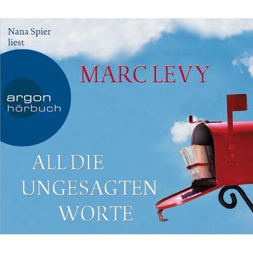 Marc Levy - All die ungesagten Worte - Preis vom 14.05.2021 04:51:20 h