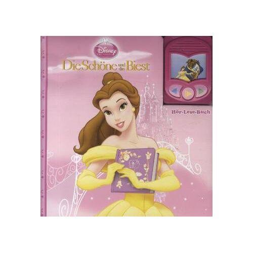 Walt Disney - Disney Prinzessinnen, Die Schöne und das Biest - Preis vom 27.11.2020 05:57:48 h