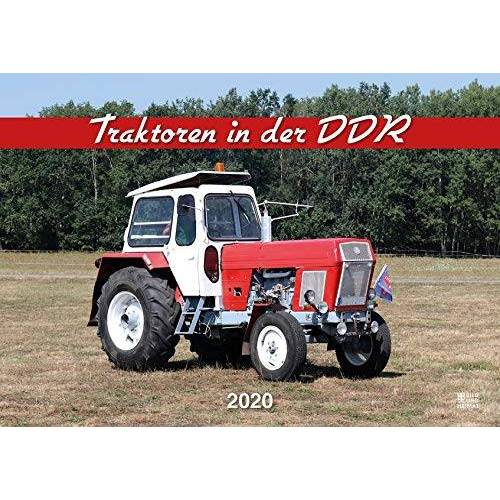 - Traktoren in der DDR 2020 - Preis vom 10.04.2021 04:53:14 h