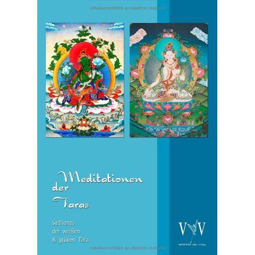 Susa Nientiedt - Meditationen der Taras - Sadhanas der weißen und grünen Tara - Preis vom 25.01.2021 05:57:21 h