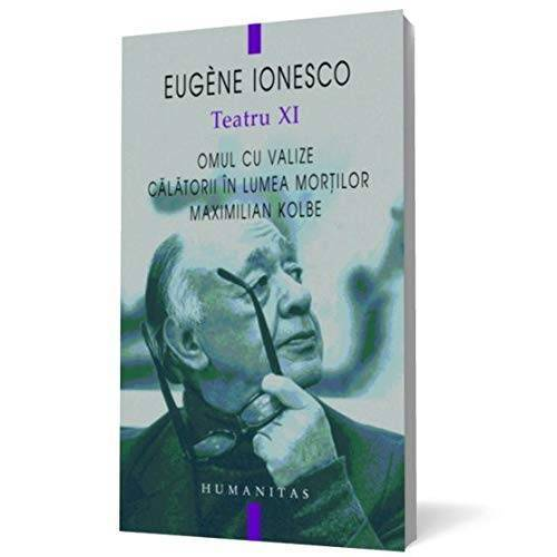 Eugène Ionesco - TEATRU XI - Preis vom 10.04.2021 04:53:14 h