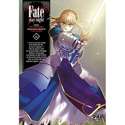 Dat Nishiwaki - Fate Stay Night, Tome 16 : - Preis vom 27.02.2021 06:04:24 h