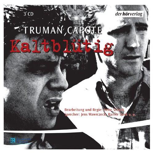 Truman Capote - Kaltblütig. 2 CDs. - Preis vom 06.05.2021 04:54:26 h