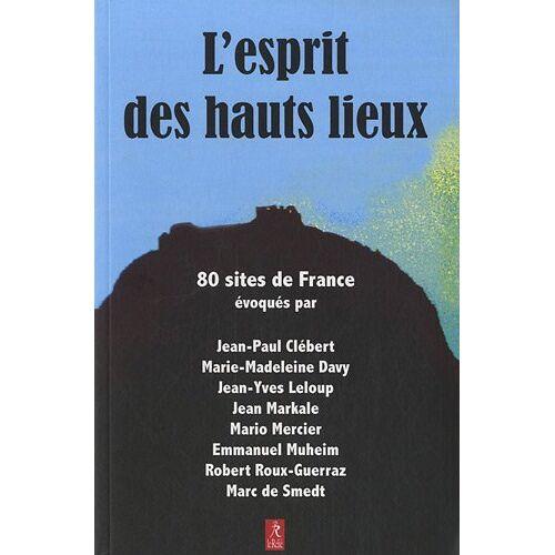 Jean-Paul Clébert - L'esprit des haut lieux - Preis vom 18.10.2020 04:52:00 h