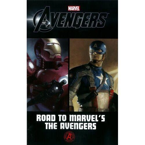 Peter David - Avengers: Road to Marvel's The Avengers - Preis vom 07.07.2020 05:03:36 h