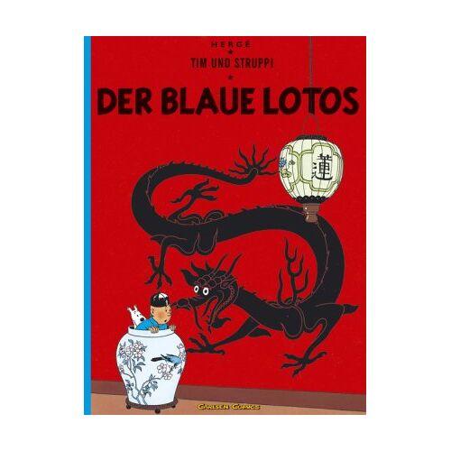 Hergé - Der blaue Lotos - Preis vom 18.10.2020 04:52:00 h