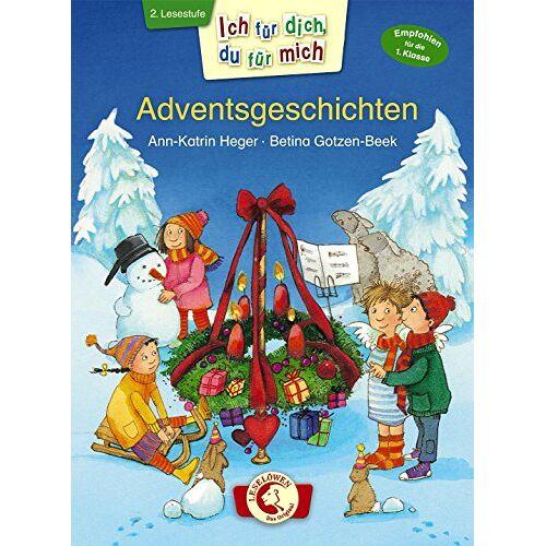 Ann-Katrin Heger - Ich für dich, du für mich - Adventsgeschichten - Preis vom 14.01.2021 05:56:14 h