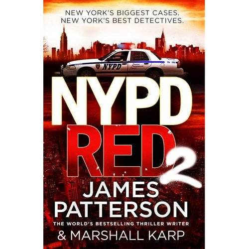 James Patterson - NYPD Red 2 - Preis vom 20.10.2020 04:55:35 h