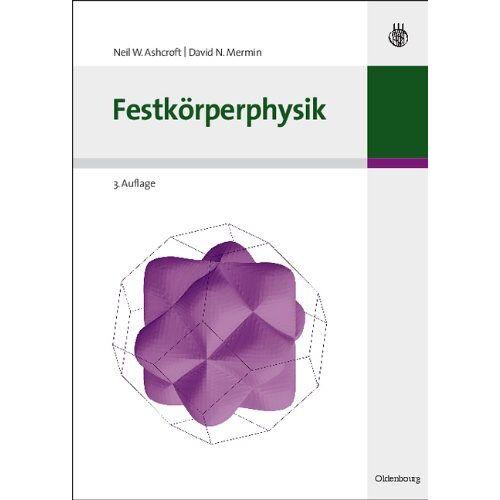Ashcroft, Neil W. - Festkörperphysik - Preis vom 18.10.2020 04:52:00 h