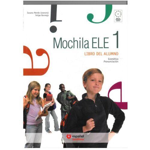 Felipe Bermejo Rubio - Mochila, ELE 1 - Preis vom 12.05.2021 04:50:50 h