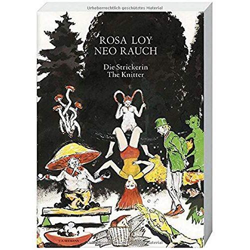 Grafikstiftung Neo Rauch - Die Strickerin - Preis vom 17.01.2021 06:05:38 h