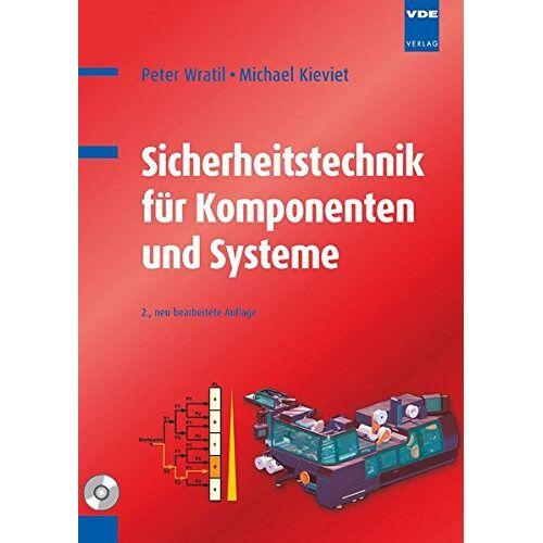 Peter Wratil - Sicherheitstechnik für Komponenten und Systeme - Preis vom 15.05.2021 04:43:31 h