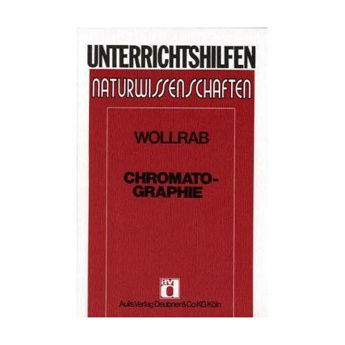 Adalbert Wollrab - Chromatographie - Preis vom 25.02.2021 06:08:03 h
