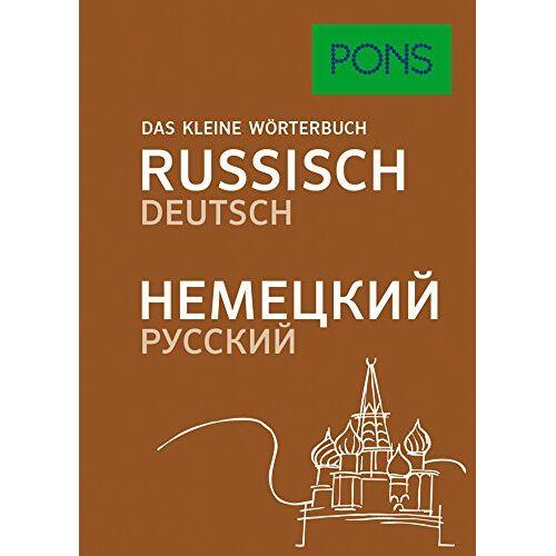 - PONS Das kleine Wörterbuch Russisch: Russisch-Deutsch / Deutsch-Russisch - Preis vom 27.11.2019 05:54:47 h