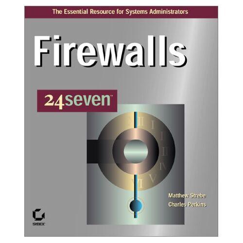 Matthew Strebe - Firewalls (24Seven) - Preis vom 05.10.2020 04:48:24 h