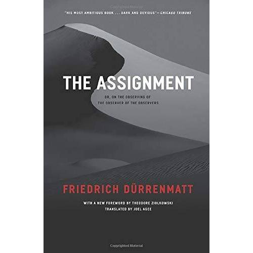 Friedrich Dürrenmatt - The Assignment: or, On the Observing of the Observer of the Observers: Or, on the Observing of the Observer of the Observed (Heritage of Sociology) - Preis vom 05.09.2020 04:49:05 h