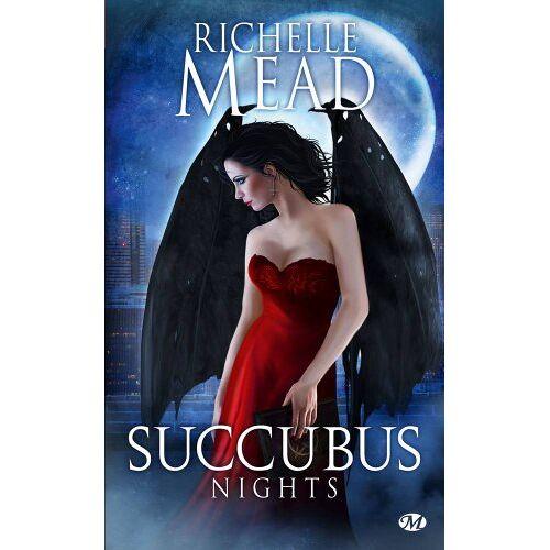 Richelle Mead - Succubus, N° 2 : Succubus night - Preis vom 04.09.2020 04:54:27 h