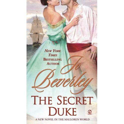 Jo Beverley - The Secret Duke (Malloren World) - Preis vom 18.10.2020 04:52:00 h