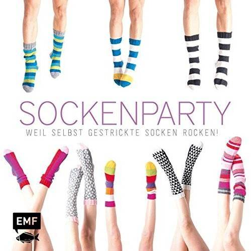 Helgrid van Impelen - Sockenparty: Weil selbst gestrickte Socken rocken! - Preis vom 16.01.2021 06:04:45 h