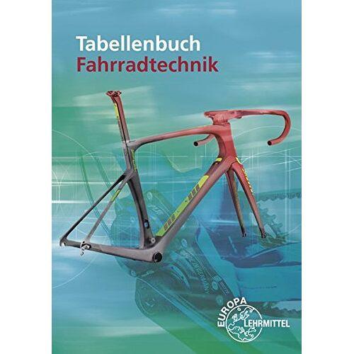 Ernst Brust - Tabellenbuch Fahrradtechnik - Preis vom 23.02.2021 06:05:19 h