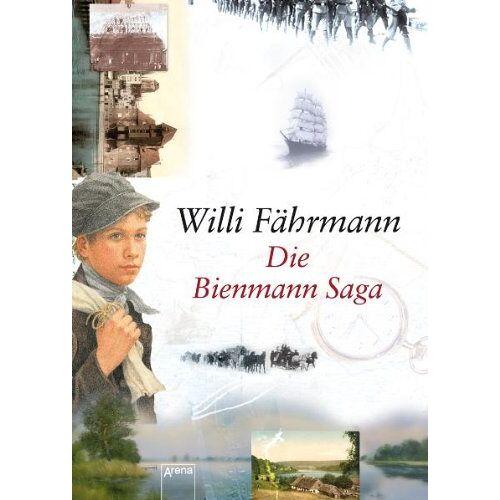Willi Fährmann - Die Bienmann-Saga - Preis vom 21.10.2020 04:49:09 h