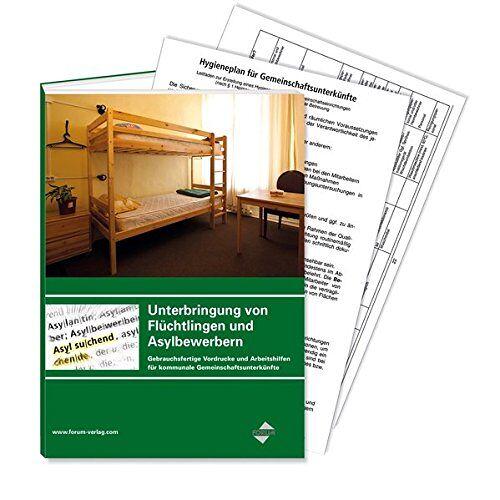 Forum Verlag Herkert GmbH - Vorlagenmappe: Unterbringung von Flüchtlingen und Asylbewerbern - Preis vom 22.02.2021 05:57:04 h