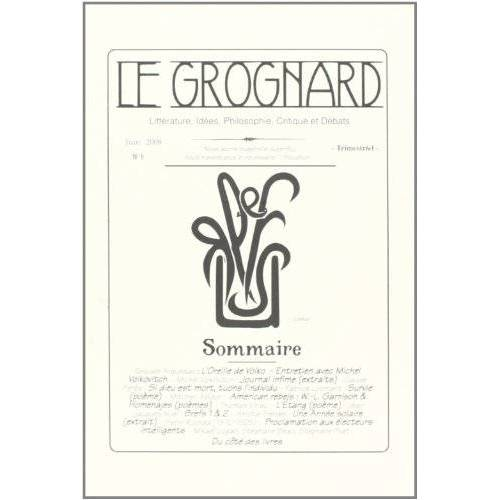 Collectif - Le Grognard - Preis vom 18.04.2021 04:52:10 h