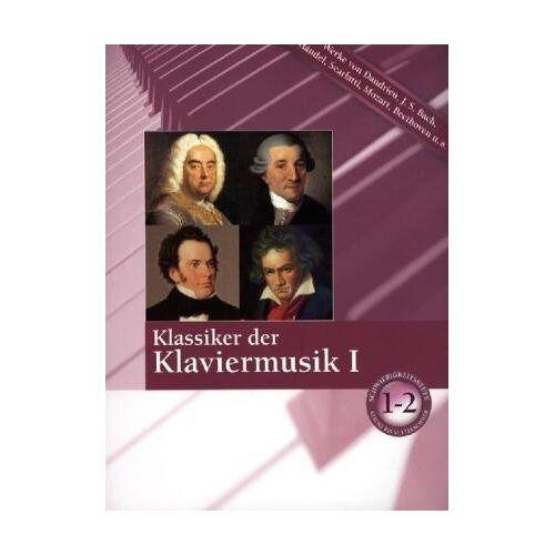 - Klassiker der Klaviermusik - Preis vom 05.05.2021 04:54:13 h