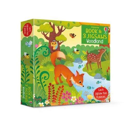 - La forêt - Mon petit coffret Livre et 3 puzzles (Coffrets livre et puzzle) - Preis vom 25.02.2021 06:08:03 h