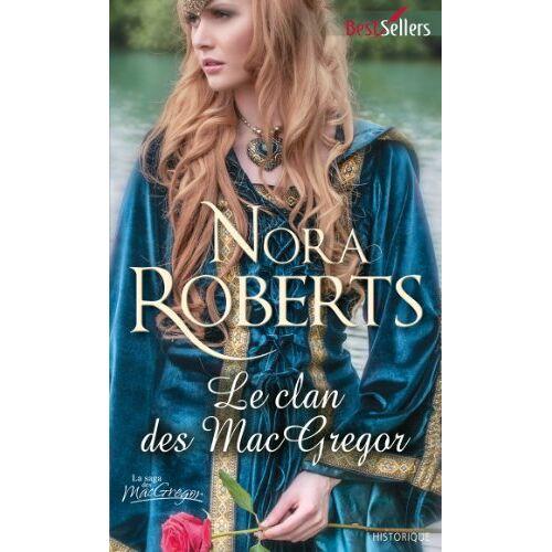 Nora Roberts - Le clan des MacGregor - Preis vom 20.10.2020 04:55:35 h