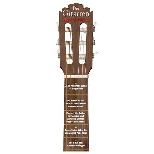 Bosworth Music - Die Gitarren-Akkordfächer - Preis vom 24.01.2021 06:07:55 h