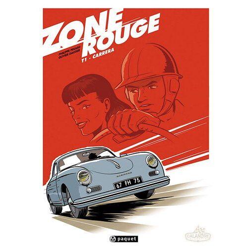 Philippe Pinard - Zone rouge - T1: Carrera - Preis vom 04.09.2020 04:54:27 h