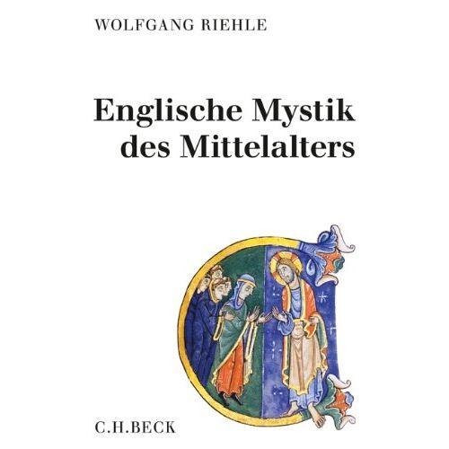 Wolfgang Riehle - Englische Mystik des Mittelalters - Preis vom 28.02.2021 06:03:40 h