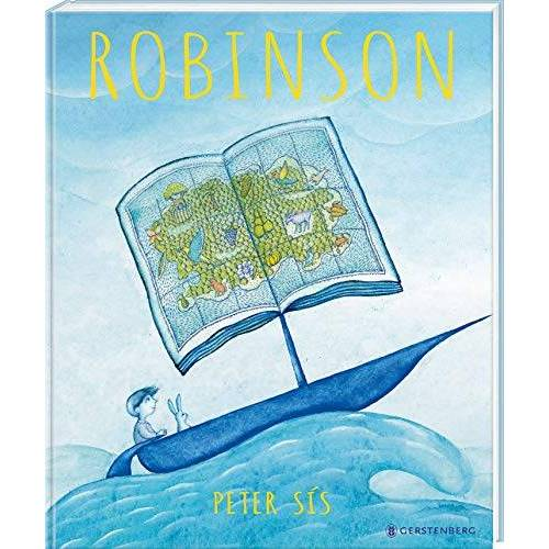 Peter Sis - Robinson - Preis vom 07.04.2020 04:55:49 h
