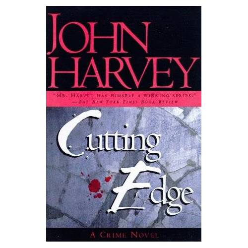 John Harvey - Cutting Edge (Cutting Edge (Owl)) - Preis vom 21.10.2020 04:49:09 h