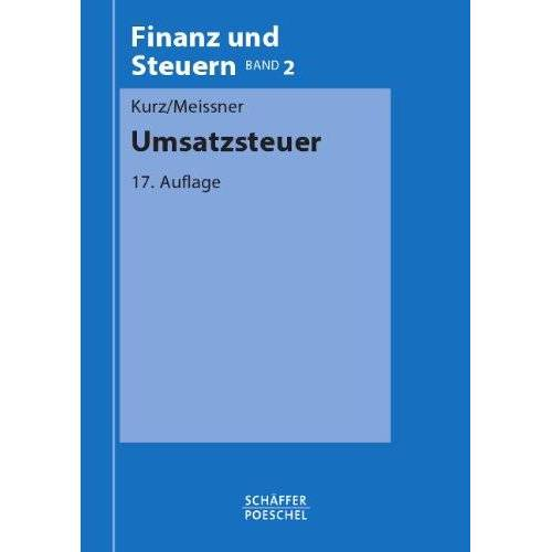 Dieter Kurz - Umsatzsteuer - Preis vom 06.09.2020 04:54:28 h