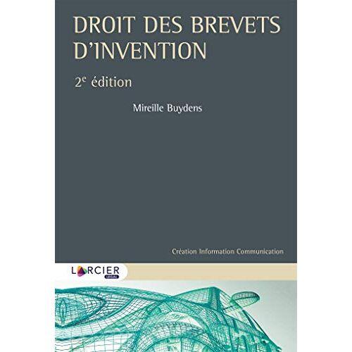 - Droits des brevets d'invention (LSB. INFO.COMM.) - Preis vom 14.04.2021 04:53:30 h