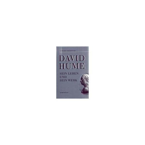 Gerhard Streminger - David Hume: Sein Leben und sein Werk - Preis vom 20.10.2020 04:55:35 h