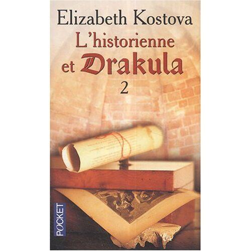 Elizabeth Kostova - L'historienne et Drakula, Tome 2 : - Preis vom 27.02.2021 06:04:24 h