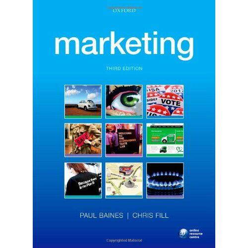 Paul Baines - Marketing - Preis vom 28.02.2021 06:03:40 h