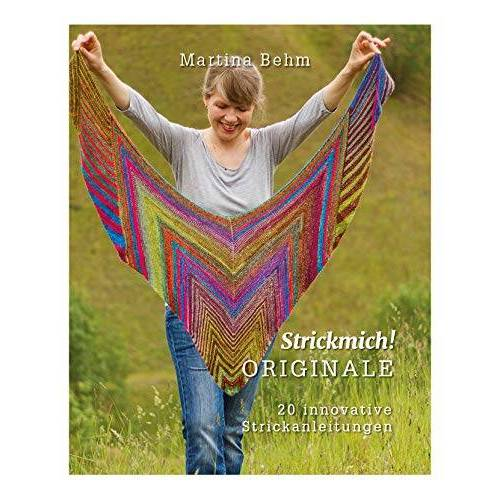 Martina Behm - Strickmich! Originale: 20 innovative Strickanleitungen - Preis vom 18.01.2021 06:04:29 h