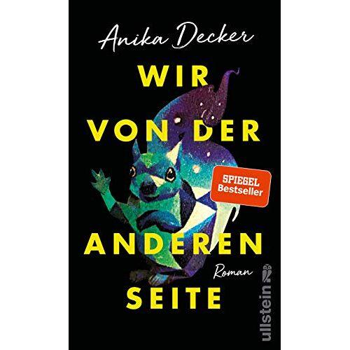Anika Decker - Wir von der anderen Seite: Roman - Preis vom 13.01.2021 05:57:33 h