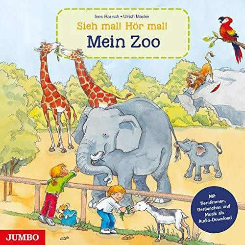 Ulrich Maske - Sieh mal! Hör mal! Mein Zoo - Preis vom 21.10.2020 04:49:09 h