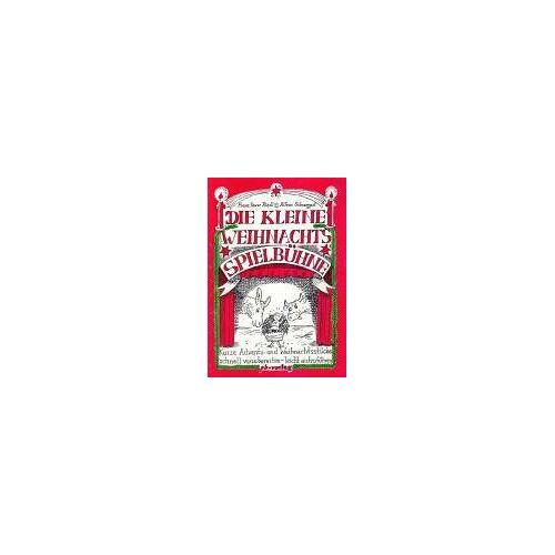 Riedl, Franz X. - Die kleine Weihnachtsspielbühne: Kurze Advents- und Weihnachtsstücke - Preis vom 24.01.2021 06:07:55 h
