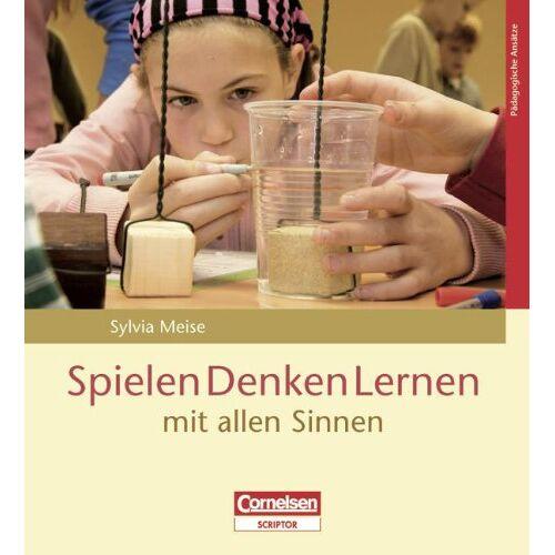 Sylvia Meise - Pädagogische Ansätze: Spielen Denken Lernen mit allen Sinnen - Preis vom 13.05.2021 04:51:36 h