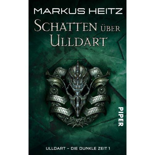 Markus Heitz - Schatten über Ulldart. Ulldart - Die Dunkle Zeit 01 - Preis vom 19.01.2020 06:04:52 h